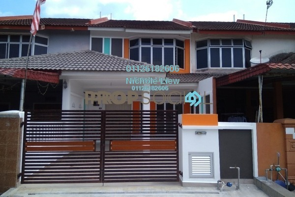 For Sale Link at Taman Pelangi Semenyih, Semenyih Freehold Unfurnished 3R/2B 380k