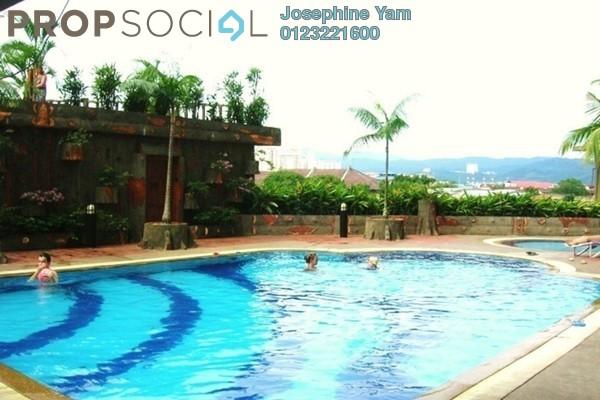 For Rent Condominium at Vista Damai, KLCC Freehold Fully Furnished 3R/3B 3.3k