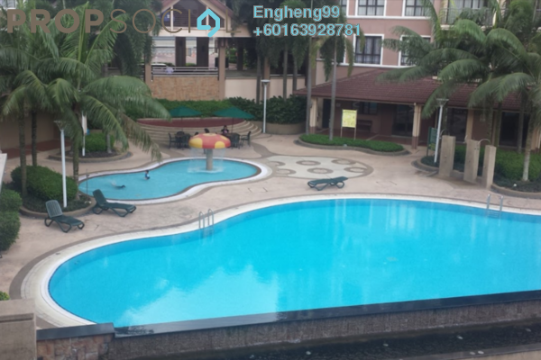 For Rent Condominium at Casa Indah 1, Tropicana Freehold Fully Furnished 2R/3B 2.4k