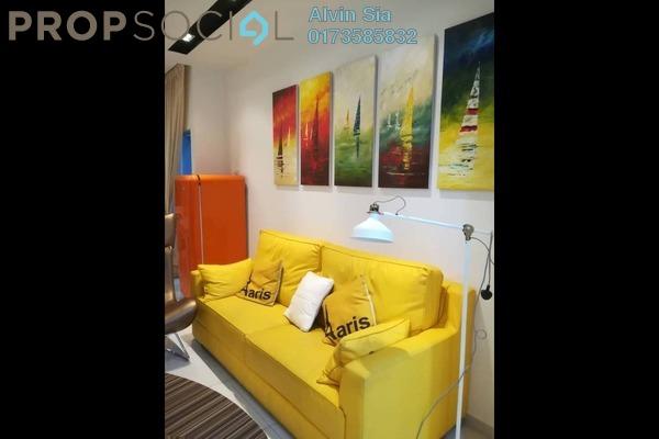 For Sale Condominium at The Edge Residen, Subang Jaya Leasehold Semi Furnished 2R/2B 437k