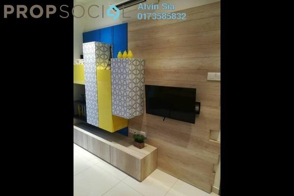 For Sale Condominium at The Edge Residen, Subang Jaya Leasehold Semi Furnished 3R/2B 590k