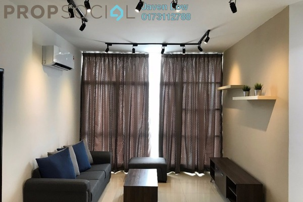 For Rent Condominium at Boulevard Serviced Apartment, Jalan Ipoh Freehold Fully Furnished 3R/2B 2.6k