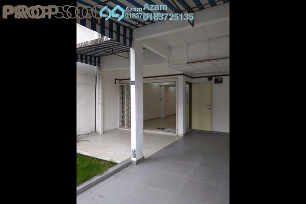 For Sale Terrace at Taman Setiawangsa, Setiawangsa Freehold Semi Furnished 3R/3B 780k