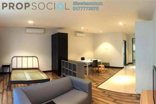For Rent Condominium at Sphere Damansara, Damansara Damai Freehold Fully Furnished 1R/1B 1.3k