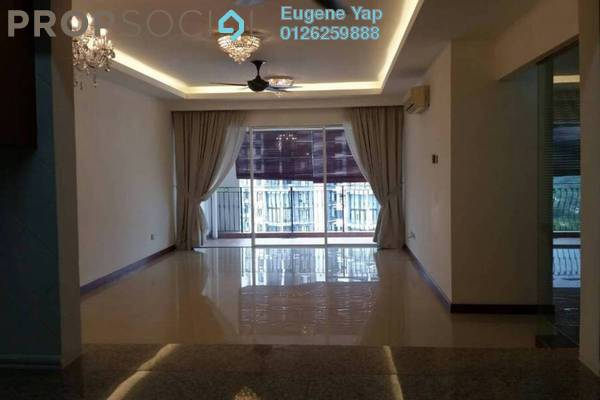 For Rent Condominium at La Grande Kiara, Mont Kiara Freehold Semi Furnished 4R/4B 4k