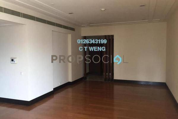 For Rent Condominium at The Binjai On The Park, KLCC Freehold Semi Furnished 3R/5B 9.5k