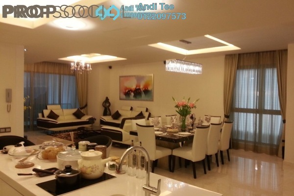 For Sale Condominium at KL Trillion, KLCC Freehold Semi Furnished 4R/5B 3.92m