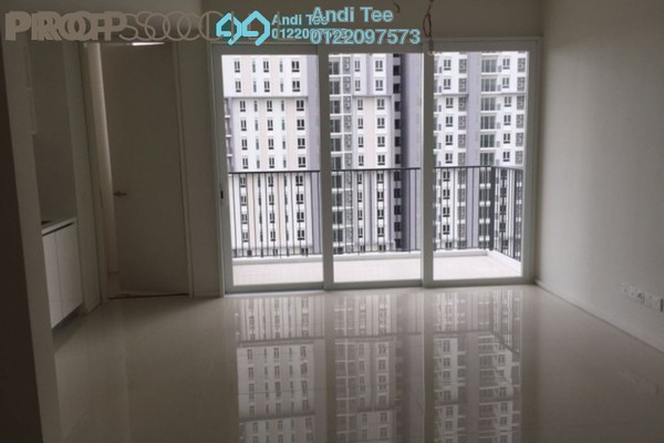For Sale Condominium at Verdi Eco-dominiums, Cyberjaya Freehold Semi Furnished 1R/1B 570k