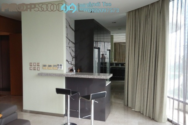 For Sale Condominium at The Oval, KLCC Freehold Fully Furnished 3R/4B 4.3m