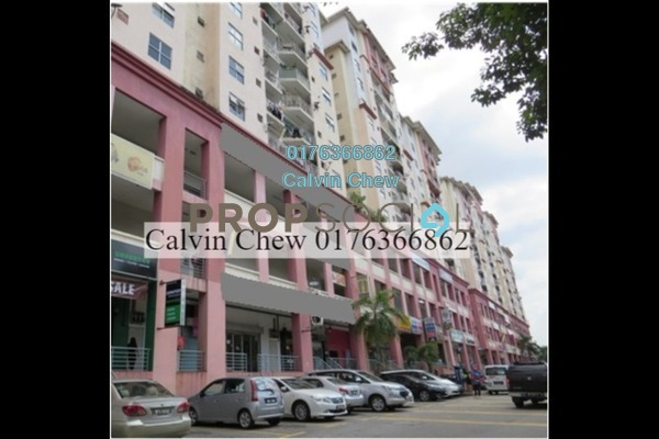 For Sale Apartment at Vista Magna, Kepong Freehold Unfurnished 3R/2B 300k
