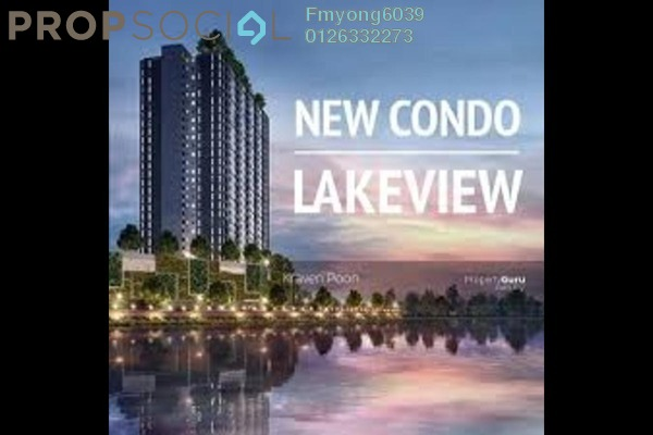For Sale Condominium at The Edge Residen, Subang Jaya Leasehold Semi Furnished 2R/2B 525k