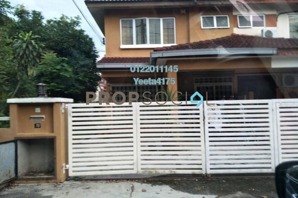 For Sale Terrace at Taman Taming Impian, Kajang Freehold Unfurnished 4R/3B 500k