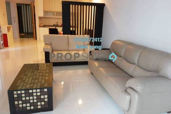 For Rent Condominium at Kiara 1888, Mont Kiara Freehold Fully Furnished 3R/3B 3.5k