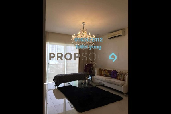 For Rent Condominium at Kiara 1888, Mont Kiara Freehold Fully Furnished 4R/3B 5.5k