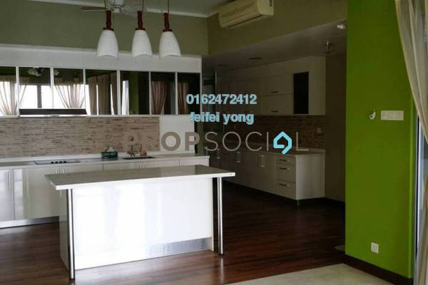 For Rent Condominium at Kiara 1888, Mont Kiara Freehold Semi Furnished 5R/7B 10k