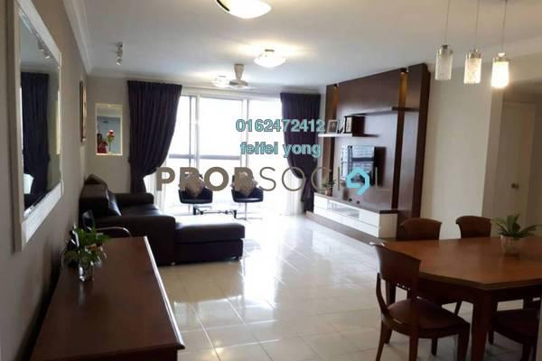 For Rent Condominium at Mont Kiara Pelangi, Mont Kiara Freehold Fully Furnished 3R/2B 3.7k
