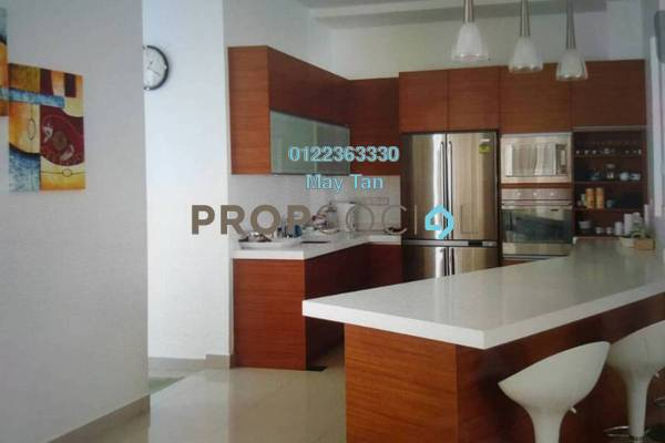 For Rent Semi-Detached at Setia Damai, Setia Alam Freehold Fully Furnished 5R/5B 4k