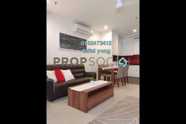 For Rent SoHo/Studio at Arcoris, Mont Kiara Freehold Fully Furnished 1R/1B 2.8k