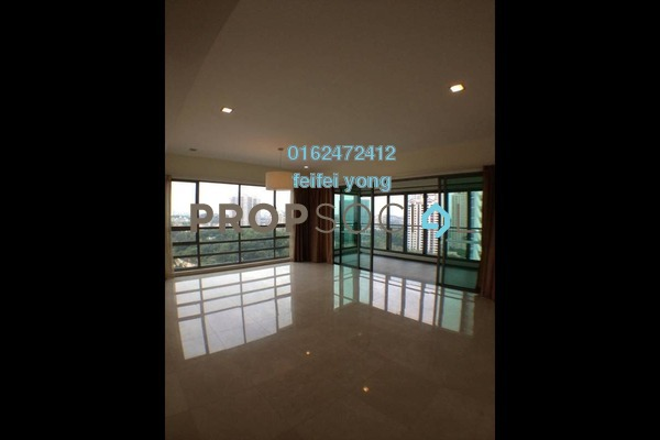For Sale Condominium at 10 Mont Kiara, Mont Kiara Freehold Semi Furnished 4R/6B 3.1m
