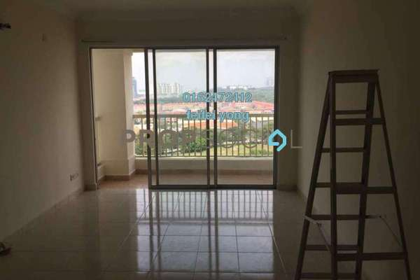 For Rent Condominium at Koi Tropika, Puchong Freehold Semi Furnished 3R/2B 1.1k