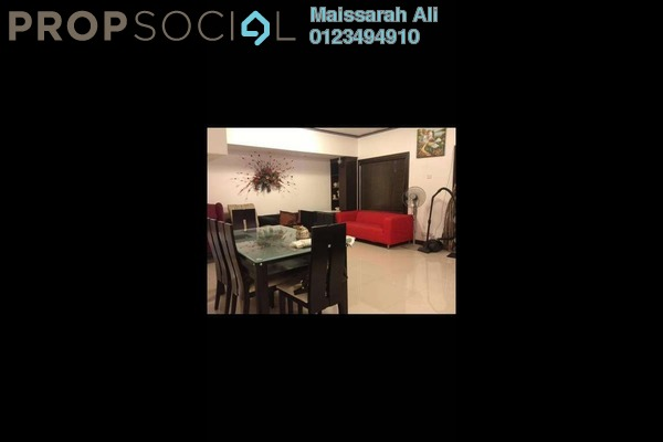 For Rent Condominium at Tiara Ampang, Ampang Freehold Semi Furnished 3R/2B 2.6k