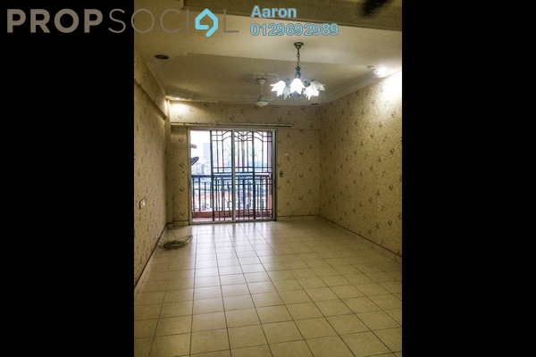 For Sale Condominium at Villa Tropika @ Pudu Impian II, Cheras Leasehold Semi Furnished 3R/2B 380k