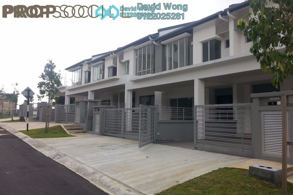 For Sale Terrace at Fairfield Residences @ Tropicana Heights, Kajang Freehold Unfurnished 4R/3B 870k