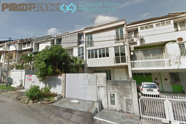 For Sale Terrace at Taman Bukit Seputeh, Seputeh Freehold Unfurnished 3R/2B 1.3m