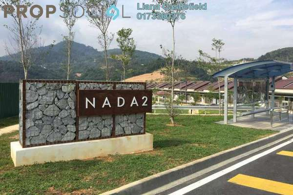 For Sale Terrace at Nada Alam, Nilai Freehold Unfurnished 4R/2B 419k