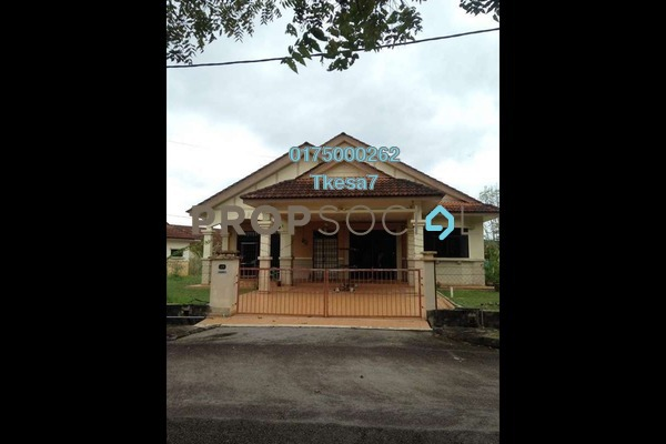 For Rent Bungalow at Bukit Bayu, Sungai Petani Freehold Semi Furnished 3R/2B 700translationmissing:en.pricing.unit