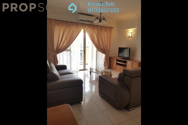 For Sale Condominium at Almaspuri, Mont Kiara Freehold Fully Furnished 4R/3B 920k