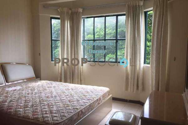 For Rent Condominium at Idaman Putera, Setapak Freehold Fully Furnished 4R/2B 1.8k