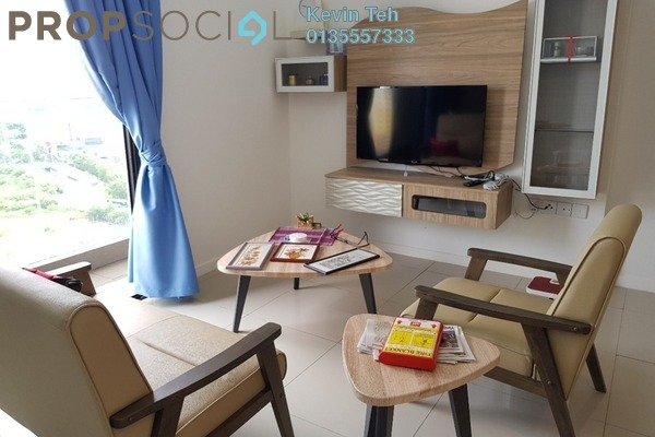 For Rent Condominium at D'Latour, Bandar Sunway Freehold Fully Furnished 3R/2B 3.3k