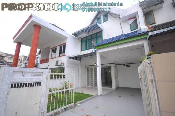 For Sale Terrace at Taman Setiawangsa, Setiawangsa Freehold Semi Furnished 3R/3B 730k