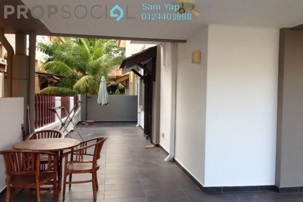 For Sale Terrace at Setia Eco Park, Setia Alam Freehold Semi Furnished 3R/3B 670k