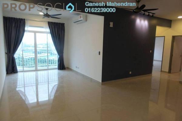 For Rent Condominium at V-Residensi 2, Shah Alam Freehold Semi Furnished 3R/3B 1.8k