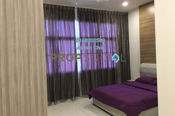 For Rent Condominium at Skypod, Bandar Puchong Jaya Freehold Fully Furnished 3R/2B 2.8k