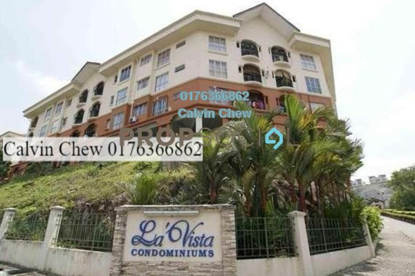 For Sale Condominium at La Vista, Bandar Puchong Jaya Freehold Unfurnished 3R/0B 389k
