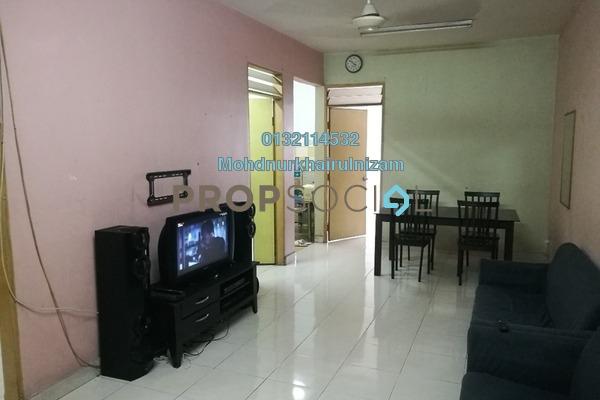 For Sale Apartment at Mentari Court 1, Bandar Sunway Freehold Unfurnished 3R/2B 260k