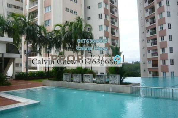 For Sale Condominium at The Boulevard, Subang Jaya Freehold Unfurnished 3R/0B 504k