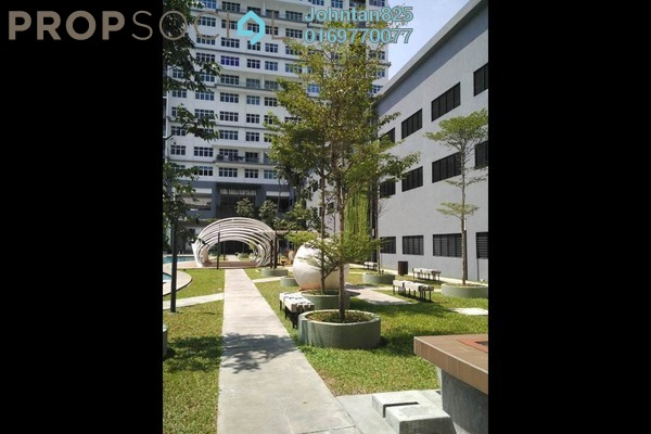 For Rent Condominium at Skypod, Bandar Puchong Jaya Freehold Fully Furnished 2R/2B 1k