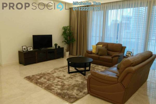 For Rent Condominium at Marc Service Residence, KLCC Freehold Fully Furnished 4R/5B 12k