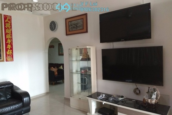 For Sale Semi-Detached at Happy Garden, Old Klang Road Freehold Fully Furnished 4R/4B 1.6m