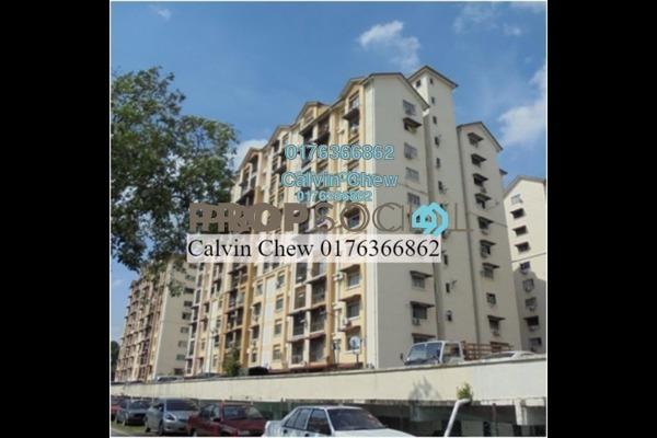 For Sale Apartment at Vista Lavender, Bandar Kinrara Leasehold Unfurnished 3R/2B 158k