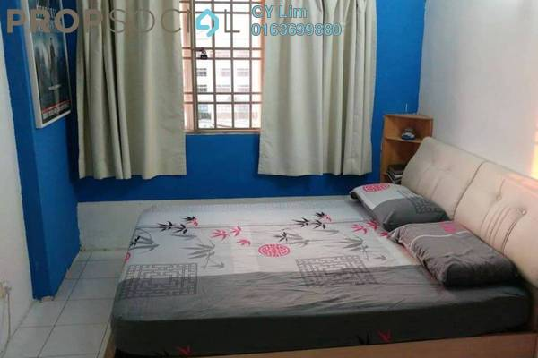 For Sale Apartment at Jalil Damai, Bukit Jalil Freehold Semi Furnished 3R/2B 390k