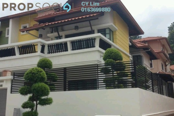 For Sale Semi-Detached at The Peak, Cheras South Freehold Semi Furnished 5R/5B 1.85m