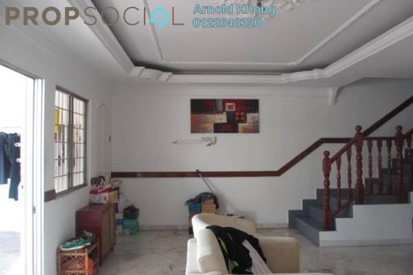 For Sale Terrace at Taman Taynton View, Cheras Freehold Unfurnished 7R/4B 895k
