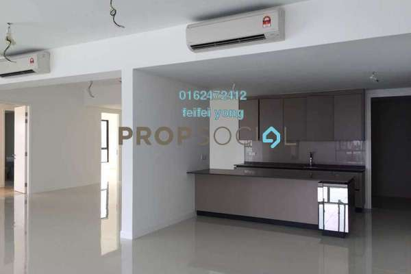 For Rent Condominium at Residensi 22, Mont Kiara Freehold Semi Furnished 4R/5B 9k