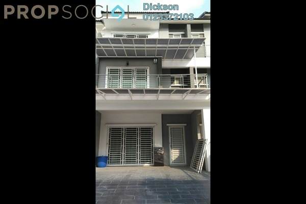For Rent Terrace at Bayu Lagenda, Rawang Freehold Semi Furnished 5R/5B 1.3k