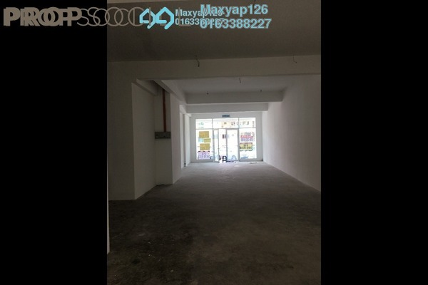 For Rent Shop at Boulevard Business Park, Jalan Ipoh Freehold Unfurnished 0R/2B 5k